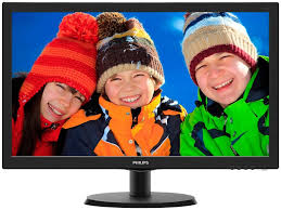 "21.5"" Philips ""223V5LHSB"", Black (1920x1080, 5ms 2"