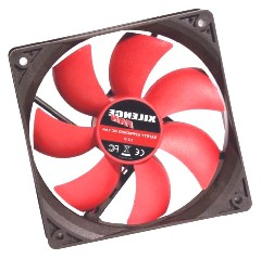 120mm Case Fan - XILENCE XPF120.R Fan, 120x120x25m