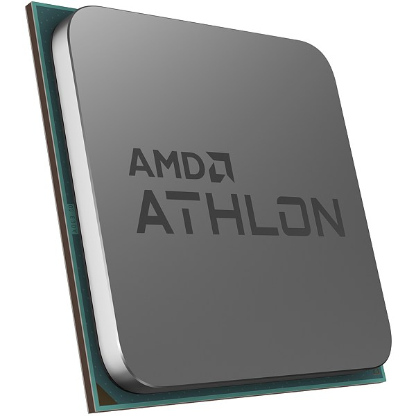AMD Athlon 3000G (3.5GHz, 2C-4T, L2 1MB, L3 4M