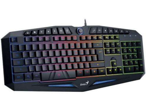 (31310472102) Genius Scorpion K9 Gaming Keyboard,