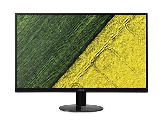 "21.5"" ACER IPS LED SA220Q ZeroFrame Black (4ms, 10"
