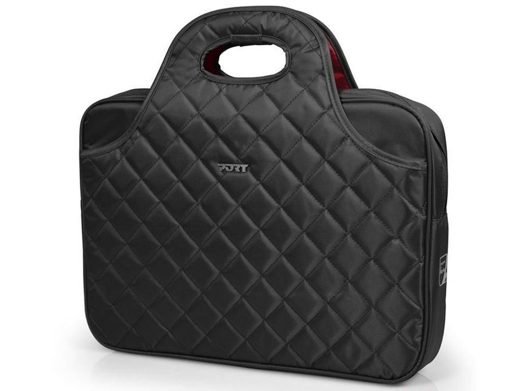 "15.6"" NB Bag - PORT FIRENZE Black, Top Loading"
