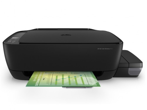 All-in-One Printer HP Ink Tank Wireless 415 + СНПЧ