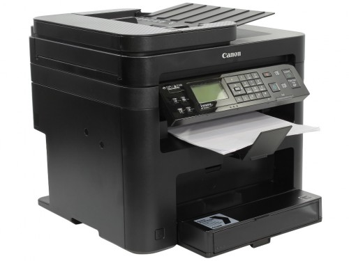MFD Canon i-Sensys MF237W, Mono Printer-Copier-Col