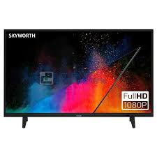 "Телевизор 43"" LED TV SKYWORTH 43E2A, Black, 1920x1080 (FHD),"