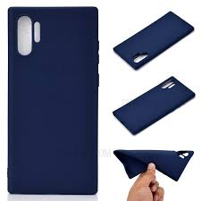 Case TPU for Samsung Galaxy Note 10 Plus Blue