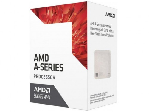 AMD A-Series A6-9400, Socket AM4, 3.4-3.7GHz (2C-2T), 1MB L2, Intergra