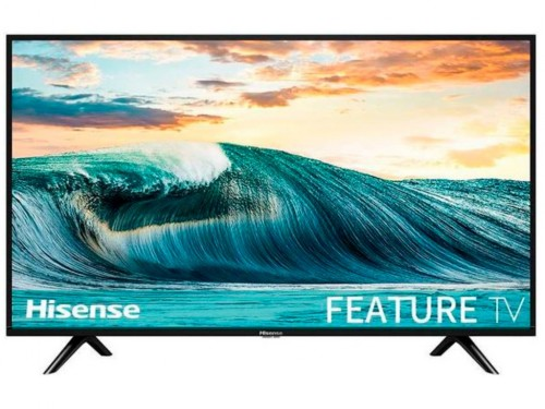 """32"""" LED TV Hisense H32B5100, Black (1366x768 HD Ready, PCI 800Hz, DV"