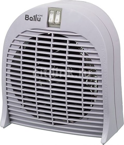 Fan heater Ballu BFH-S-04 , Recommended room size 25m2, 2000W, 2 power