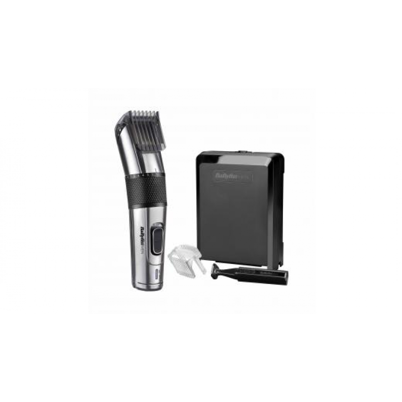 Hair Cutter BABYLISS E977E , mains operation-rechargeable battery oper