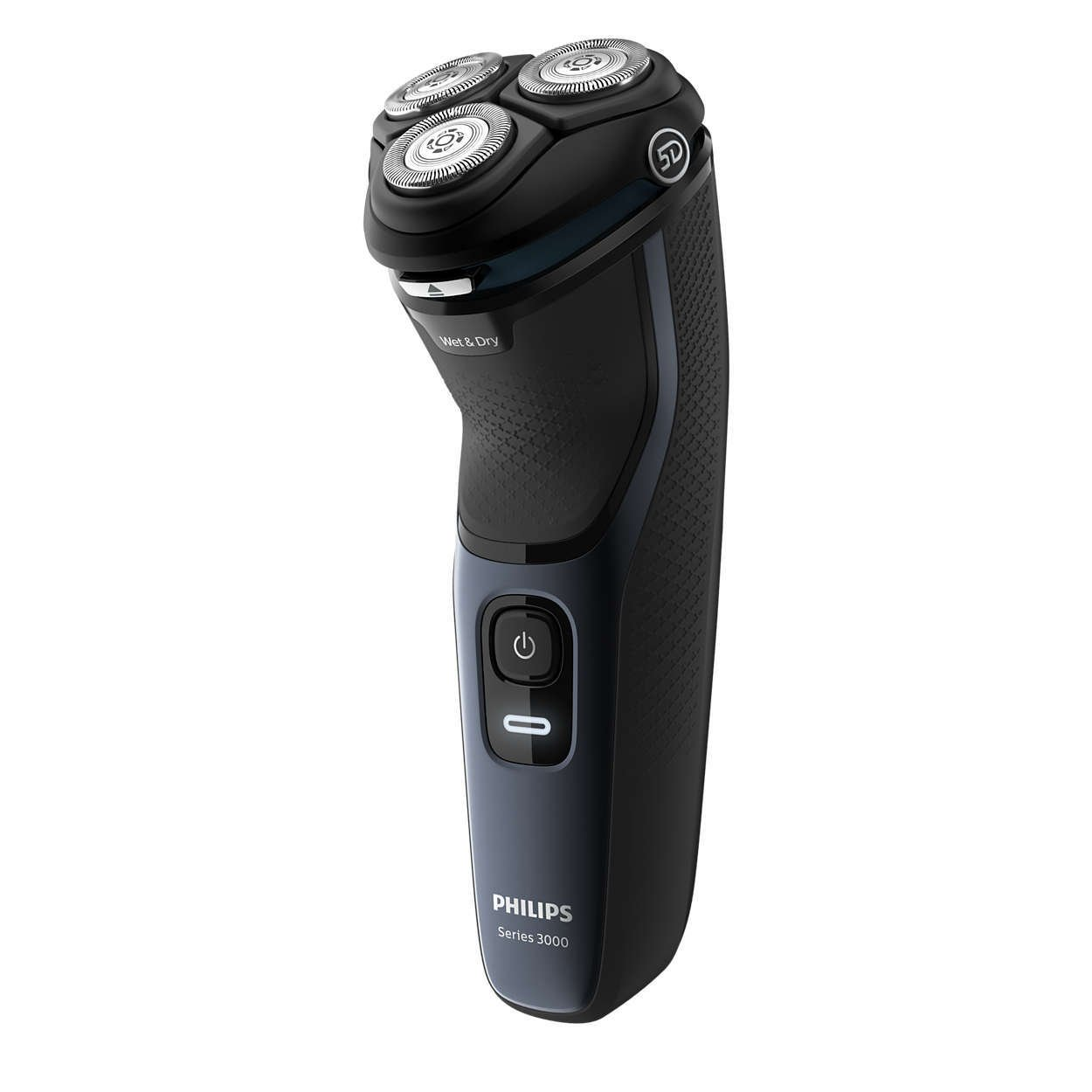 Shaver Philips S3134-51 , rotary electric shaver, rechargeable battery