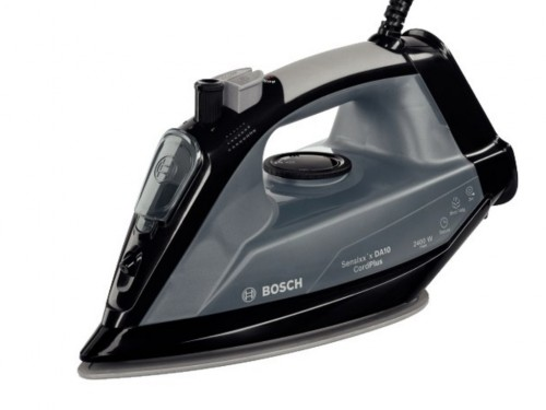 Iron Bosch TDA102411C , 2400W, PalladiumGlissee ceramic, steam 35-140g