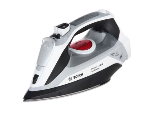 Iron Bosch TDA70EASY 2400W,  Palladium ceramic, steam 45-200g, anti-dr