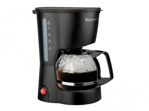Coffee Maker MAXWELL MW-1657 ,  Power output 700W, water tank capacity