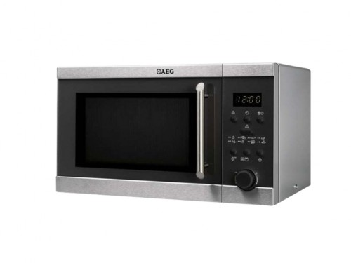 Microwave Oven AEG MFD2025S-M , 20l, 800W, electronic control, grill,