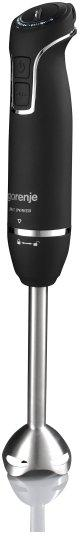 Blender GORENJE HBX601QB , 600W power output, mixing bowl 0.8l, choppe