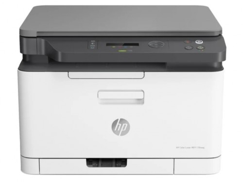 All-in-One Printer HP Color LaserJet Pro 178nw, White, A4, Up to 18 pp