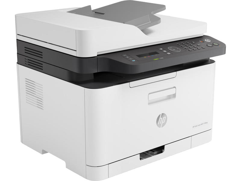 All-in-One Printer HP Color LaserJet Pro 179fnw, White, A4, Up to 18 p