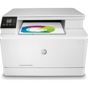 All-in-One Printer HP Color LaserJet Pro M182n, White, A4, Up to 16 pp