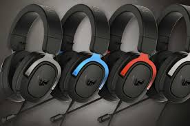 Gaming Headset Asus TUF Gaming H3 , 50mm driver, 32 Ohm, 20-20000Hz, 2