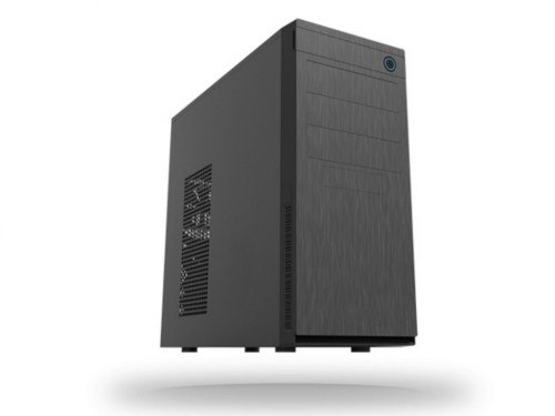 Case ATX Chieftec HC-10B-OP, w-o PSU, 2xUSB3.0, USB Type C, Black .