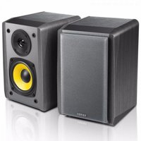 Edifier R1000T4 Black, 2.0- 24W (2x12W) RMS,  Audio in: 2x RCA, wooden