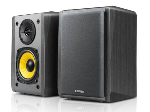 Edifier R1010BT Black, 2.0- 24W (2x12W) RMS,  Audio in: 2x RCA, Blueto