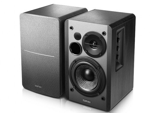 Edifier R1280DB Black, 2.0- 42W (2x21W) RMS, Audio In: Bluetooth, RCA