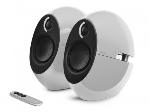 Edifier E25HD White, 2.0- 74W (2x37W) RMS, Audio in: Bluetooth 4.0, au
