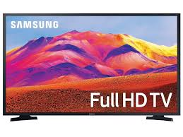 "32"" LED TV Samsung UE32T5300AUXUA, Black (1920x1080 FHD, SMART TV, PQI"