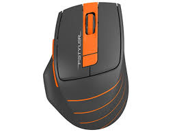 Wireless Mouse A4Tech FG30, Optical, 1000-2000 dpi, 6 buttons, Ergonom