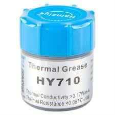 Thermal Paste HY710 Silver Thermal Conductivity 3.17W-m-k Thermal Resi