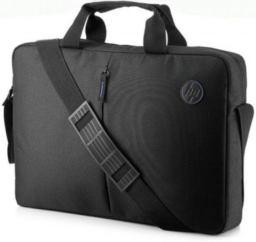 "15.6"" NB Bag - HP Value Topload Briefcase, Black."