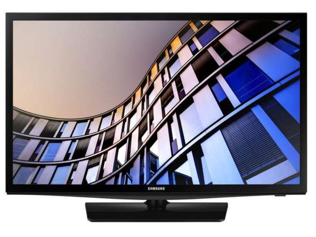 "28"" LED TV Samsung UE28N4500AUXUA , Black (1366x768 HD Ready, SMART TV"